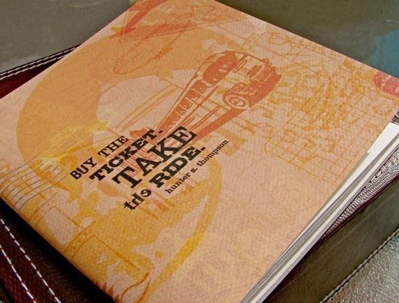 Travel notebook by Earmark