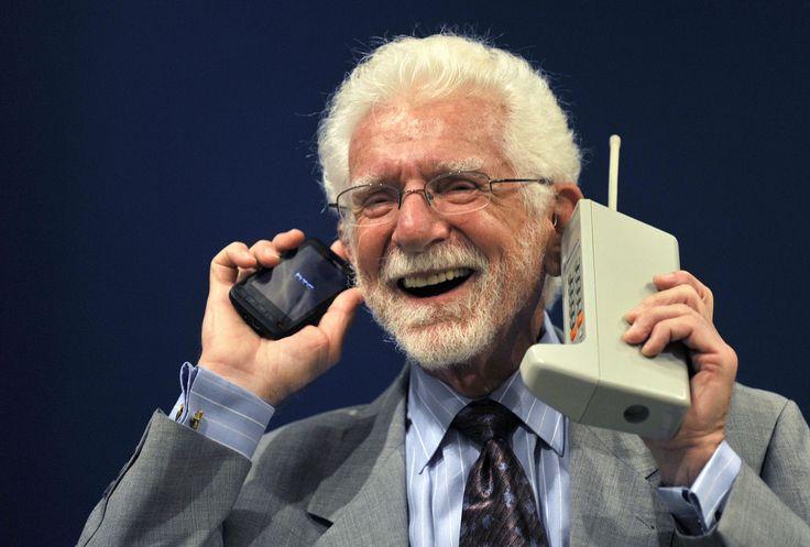Faz hoje 42 anos que se fez a primeira chamada telefónica móvel