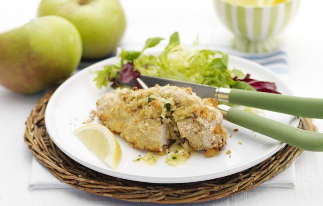 Brambly chicken Kiev