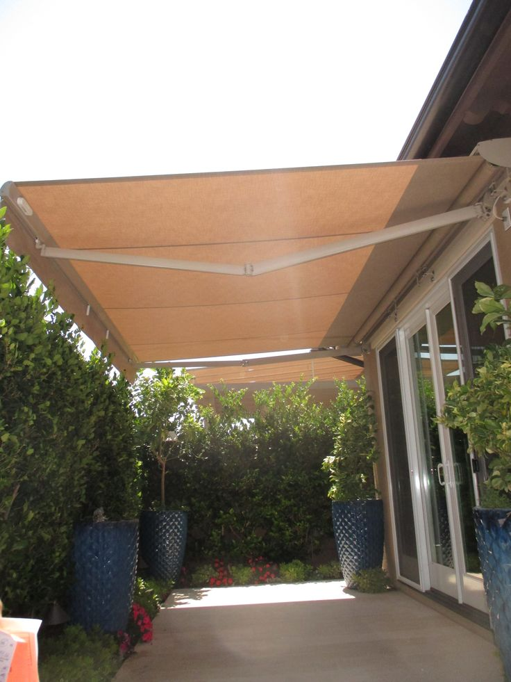 products awning deck motorized sunsetters and retractable canopies awnings canopy