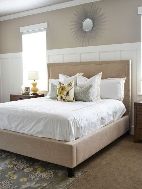 Wainscot In The Master Bedroom Home Decor Pinterest Master Bedrooms Nice And Home
