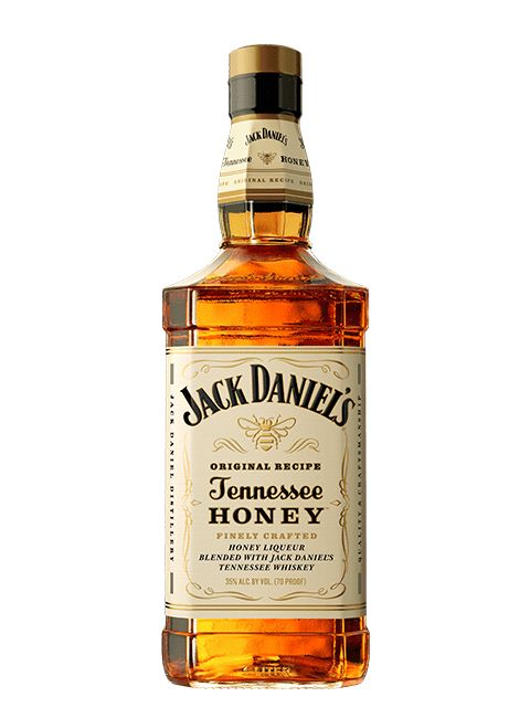 Jack Daniel's Tennessee Honey is a blend of Jack Daniel's Tennessee Whiskey and a unique honey liqueur of our own making.