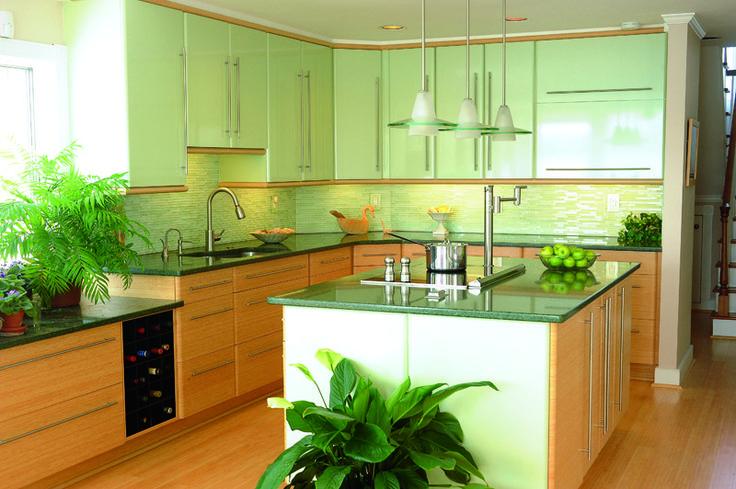 Gallery Semi custom kitchen Custom kitchen