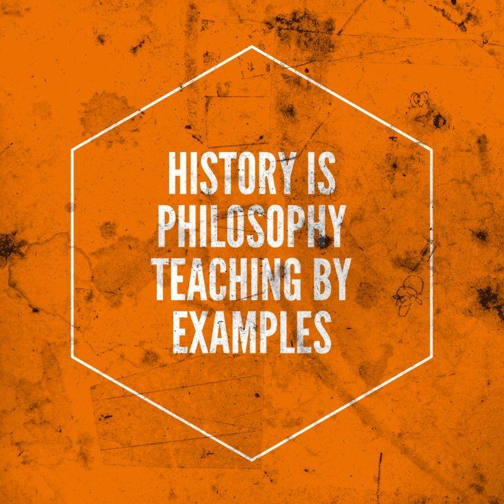 Thucydides said it...