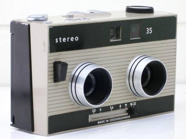 MEOPTA STEREO 35