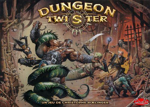 Dungeon Twister 2: Prison | Image | BoardGameGeek