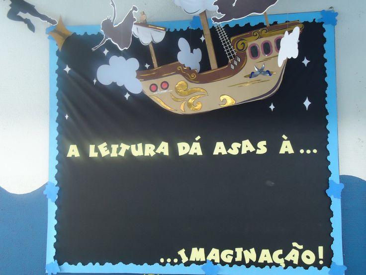biblioteca da imaginação