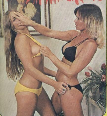 vintage bikini wrestling