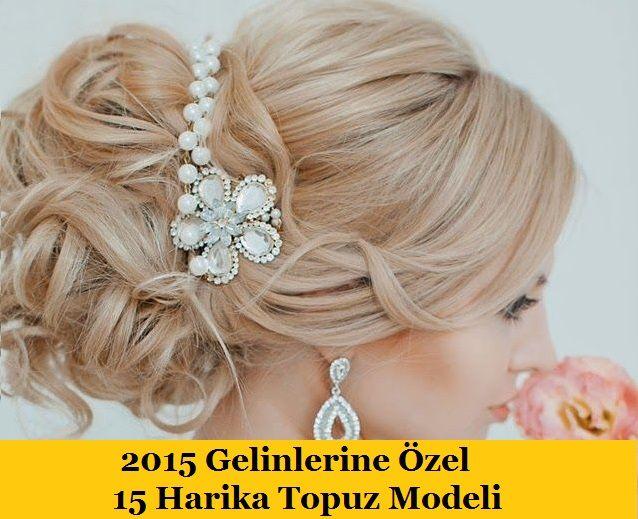 Düğününüz için resmi ve gösterişli bir saç modeli mi arıyorsunuz? O zaman bu yazıdaki tasarımlardan biri sizin için harika seçim olabilir!