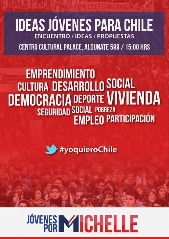 Encuentro Programatico #Michelle  #Coquimbo