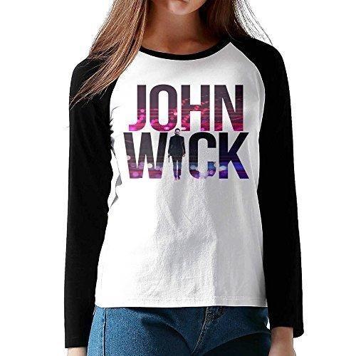 John Wick Chapter 2 Women Long Sleeve Shirts