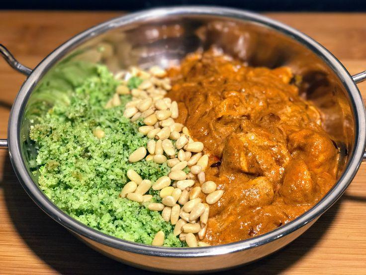 Chicken chilli kicker masala