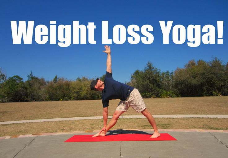 10 mins yoga for weight loss