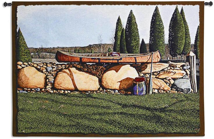 Indian Summer | Bob Timberlake | Wall Tapestry | 53 x 36