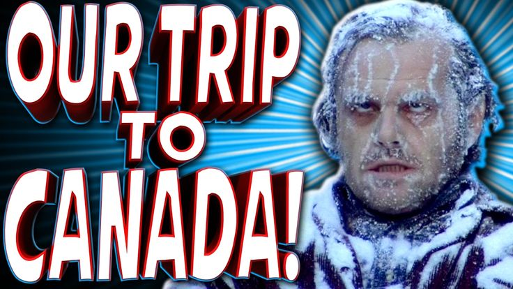 We Froze to Death in Winnipeg's Canadian Death-Tundra - ETC Podcast