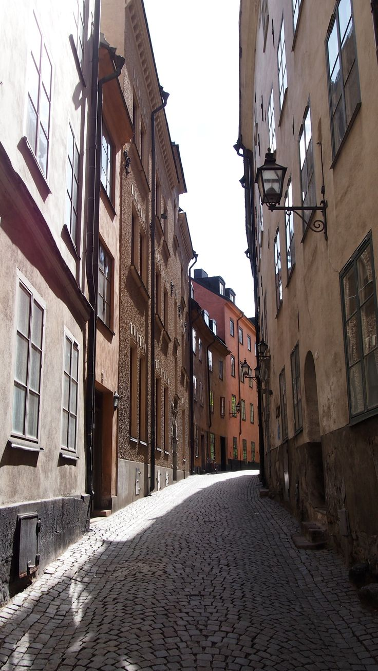 Stoccolma | Stockholm A Galma Stan la fotocamera va messa in verticale :) Svezia | Sweden
