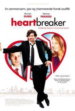 Information om filmen Heartbreaker. Komedie af Pascal Chaumeil med Romain Duris og Vanessa Paradis fra 2010.
