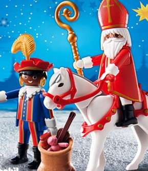 Playmobil Sinterklaas