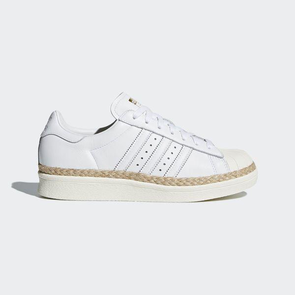 Discover Adidas Superstar 80s New Bold W White DA9573