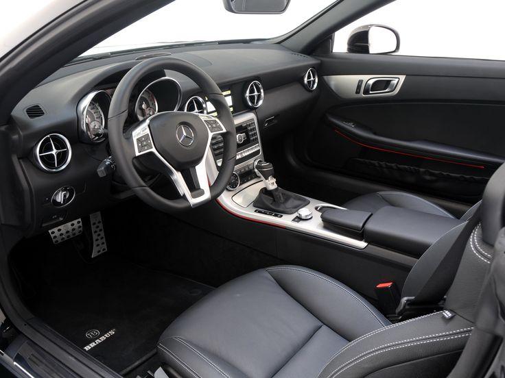 Brabus Mercedes-Benz SLK-Klasse (R172) '2011