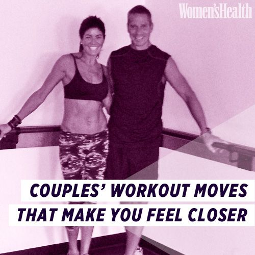 Couples' Workout Moves That Make You Feel Closer
