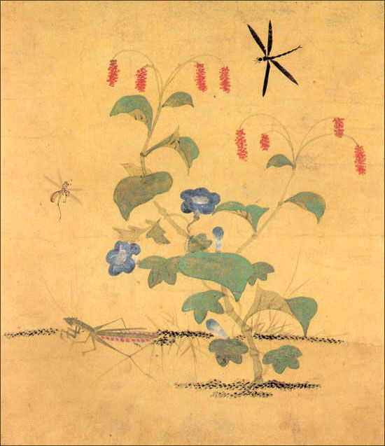 Shin Saimdang / 신사임당 (She was a famous korean painter and poet)