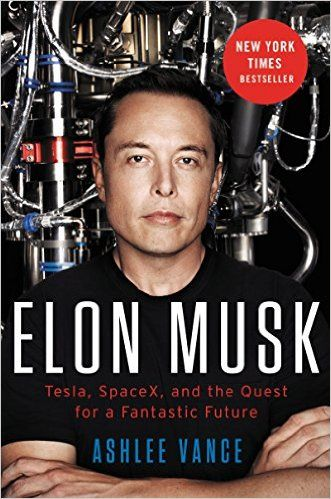 Elon Musk: Tesla, SpaceX, and the Quest for a Fantastic Future: Ashlee Vance: 9780062301239: AmazonSmile: Books