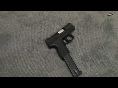 High Capacity Magazine Modification - Taurus PT111 Pro - YouTube