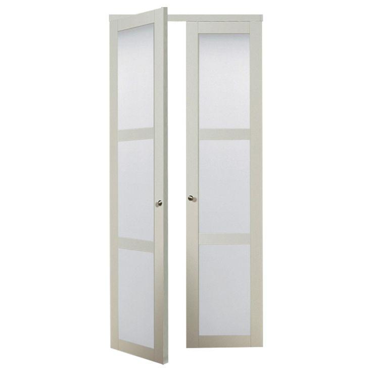 Pantry Doors Reliabilt 3 Lite 36 In X 6 Ft 8 1 2 In