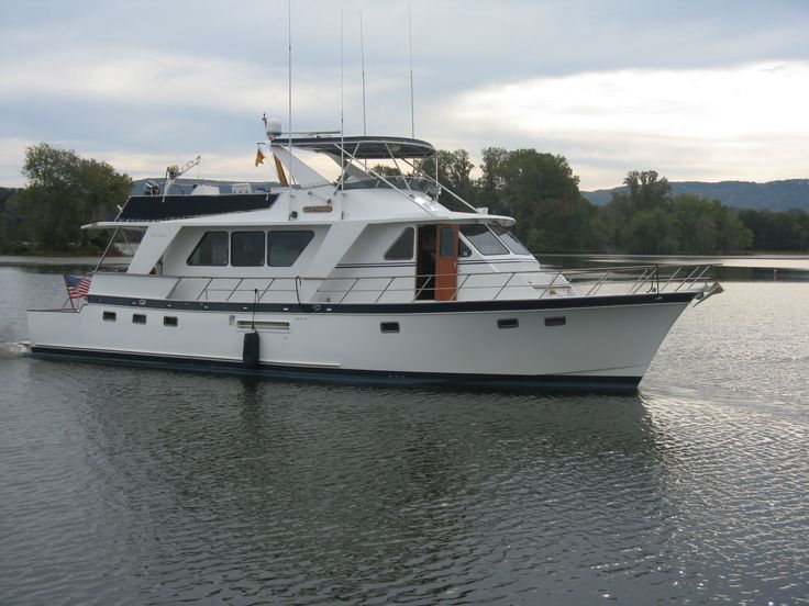 53 DeFever Trawler for Sale