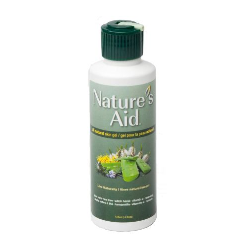 This is my third day using the Nature's Aid All-purpose Skin Gel on my eczema affected areas on my hand. I am blown away by the result...