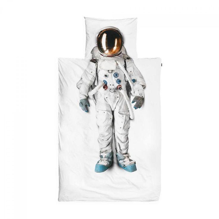 SNURK Astronaut Sengetøj