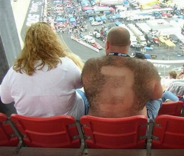if you are a diehard Earnhardt fan...or his wife ;)