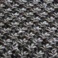 Bonjour, voilà ici le Carré du mois de Juillet !  Le carré fût tricoté au point de Diable I , avec 45 mailles au...