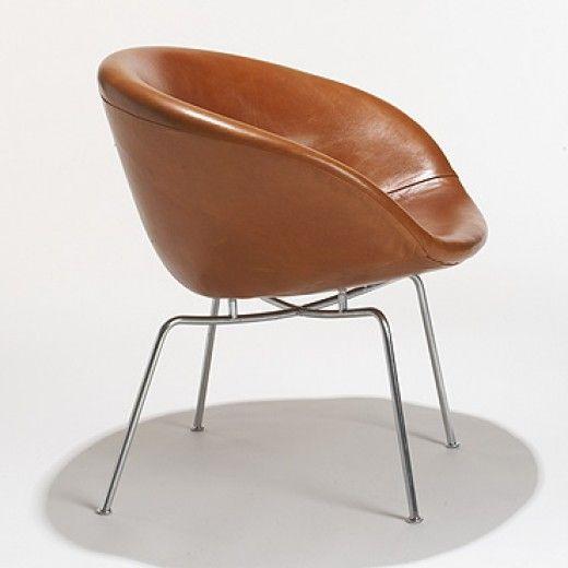 Arne Jacobsen Pot chair Furniture Chair