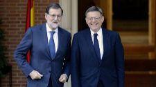 Puig se reúne con Rajoy para reclamar financiación sin grandes esperanzas