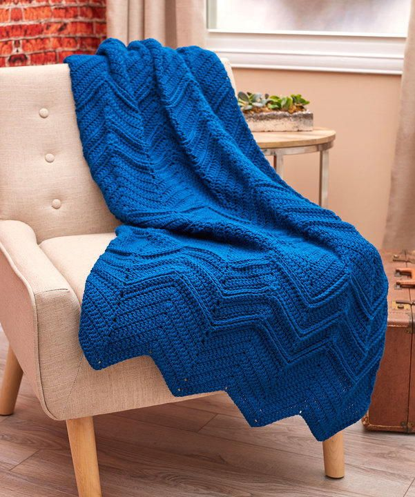 Elegant Crochet Afghan Pattern : 1000+ images about Crochet Ripple Patterns on Pinterest ...