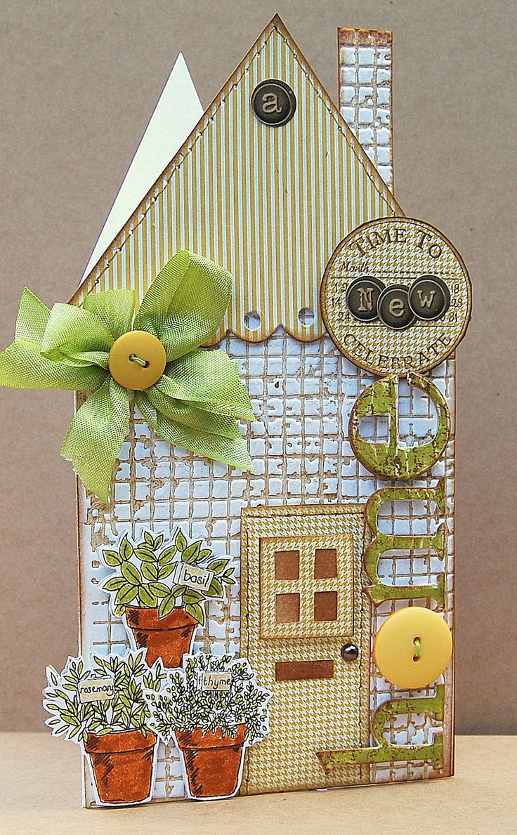 136 best cards new home images on pinterest cardmaking new such a lovely new home card use your xyron to apply glitter and kristyandbryce Image collections
