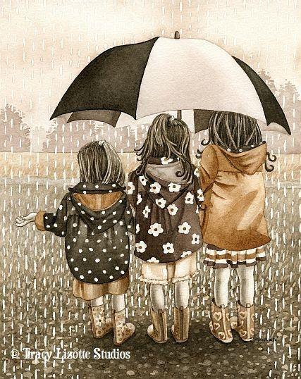 "Tracy Lizotte......""Rainy Day"""