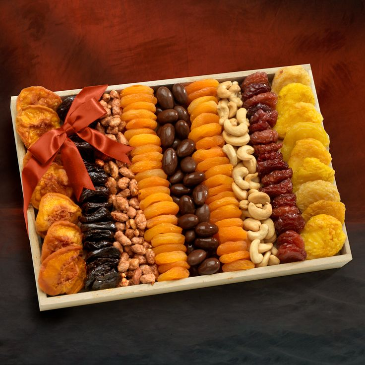 A Wealth of Health Purim Gift Tray