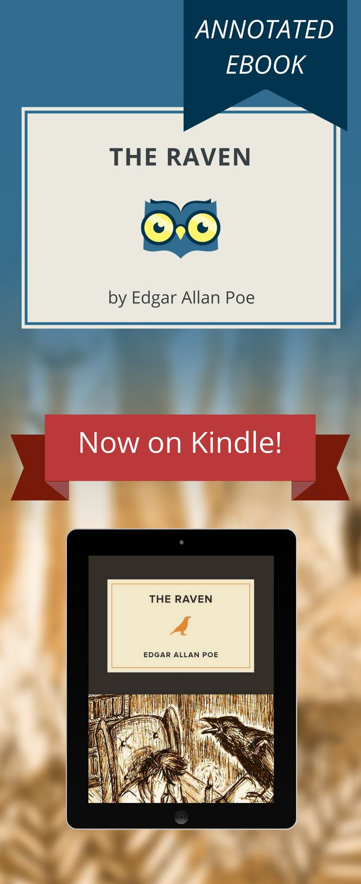 my thoughts and feelings on edgar allan poes the raven He feels sad becuase everybody leaves him and he knows the raven will leave him just like everybody else does how does the speakers attitude differ in stanza 11, lines 61-66, what explanation does the narrator give for the raven's reply,  so aptly spoken  because thats probably what his previous.