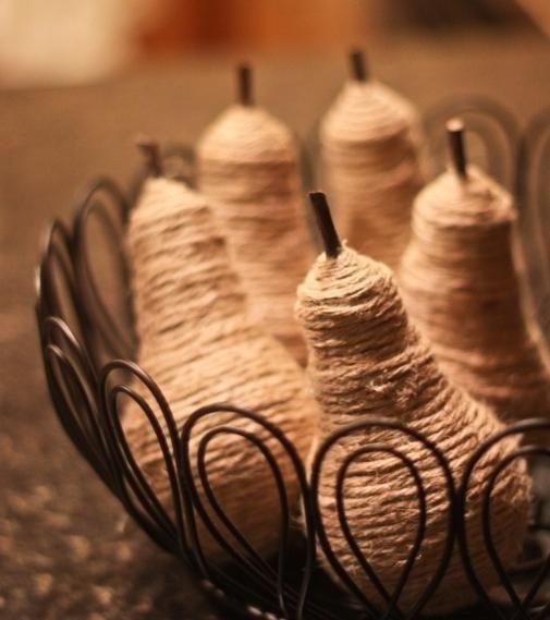 Lâmpadas recicladas, faça pêras com passo a passo | Cacareco: