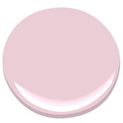 the 25 best benjamin moore pink ideas on pinterest. Black Bedroom Furniture Sets. Home Design Ideas
