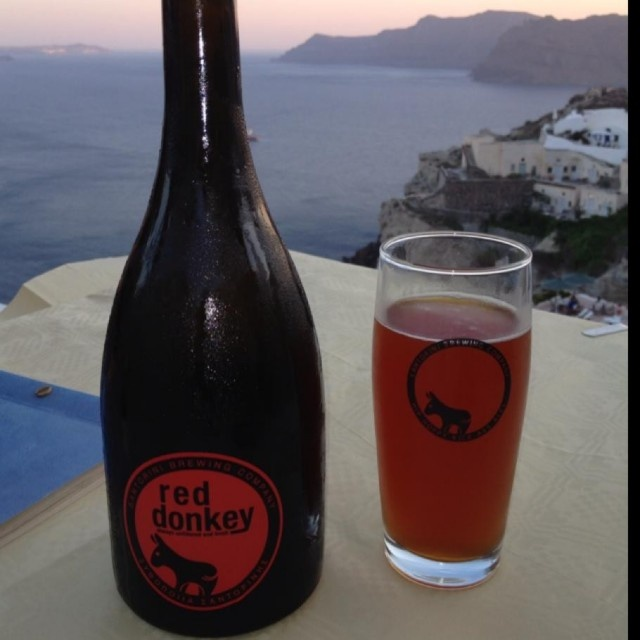 Red Donkey- perfect for dad