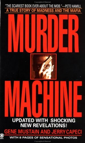 """ONE OF the best books I've ever read. THE BEST Mafia book I've read (and I've read my share)If you have any interest in the Mafia. This is the kind of book where I was actually really really bummed when I was done with it. It's about Roy DeMeo and his ruthless crew (including the infamous Gemini twins) who were a faction of the Gambino family in Brooklyn. They perfected the """"getting rid"""" of bodies method by dismemberment. Insanely good, insanely interesting, a little long, but never boring."""
