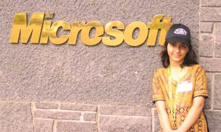 1. ARFA KARIM◆◇◆ : тне youngest MCP ( Microsoft Certified Professional) @ the age of 9  ♡♡♡