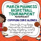This 27+ page Common Core aligned math project will be a blast for your students!! This math project aligns to the 5th and 6th grade Common Core Ma...
