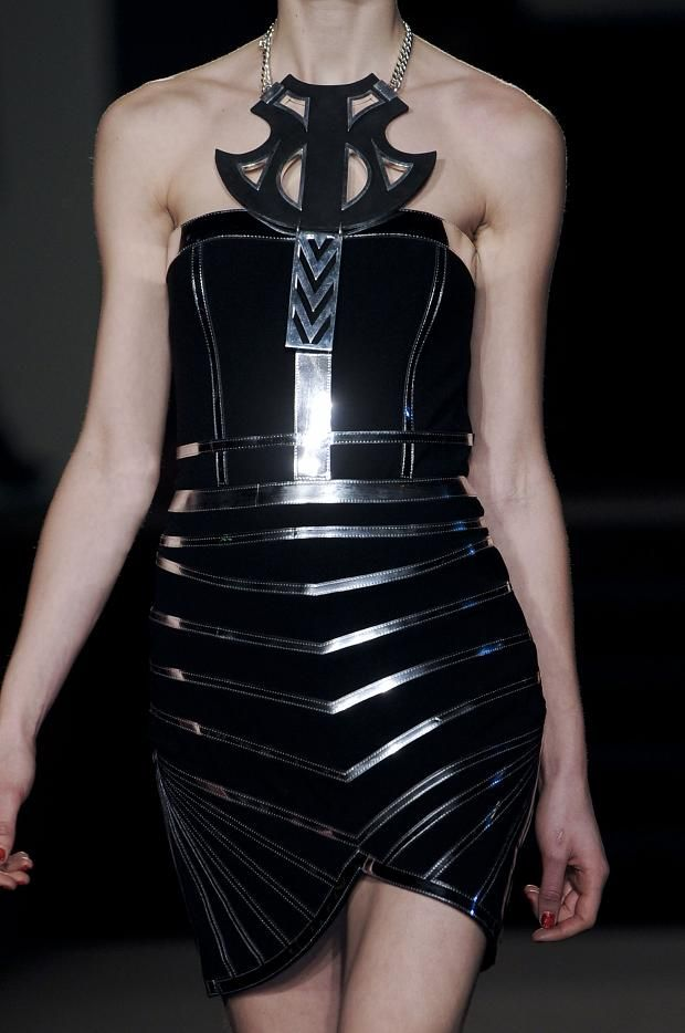 sass & bide Details A/W '13   @Fashionising .com