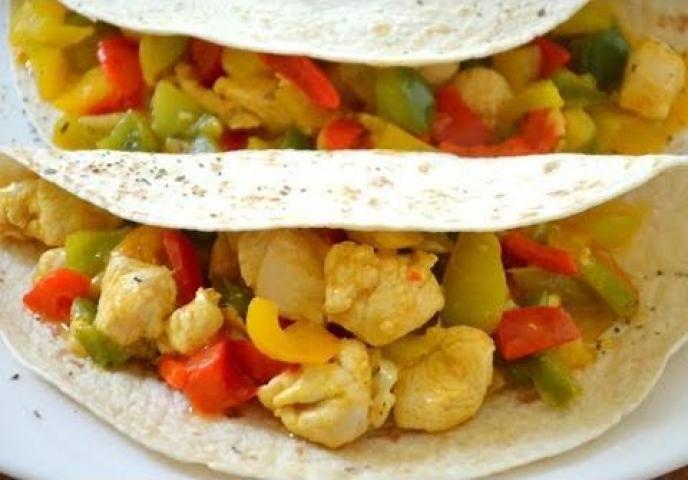 1000 ideias sobre fajitas au poulet no pinterest poulet mijoteuse le poulet e poulet poivron - Cuisine mexicaine fajitas ...