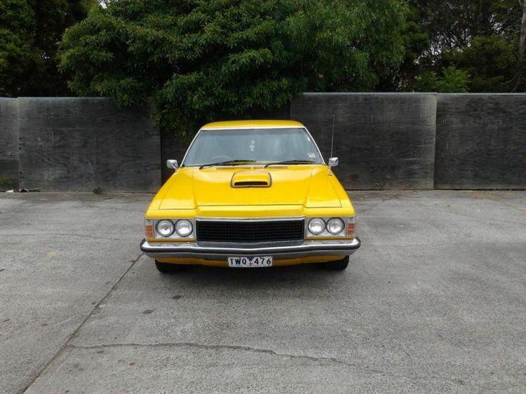 1977 Holden Kingswood HX Ute